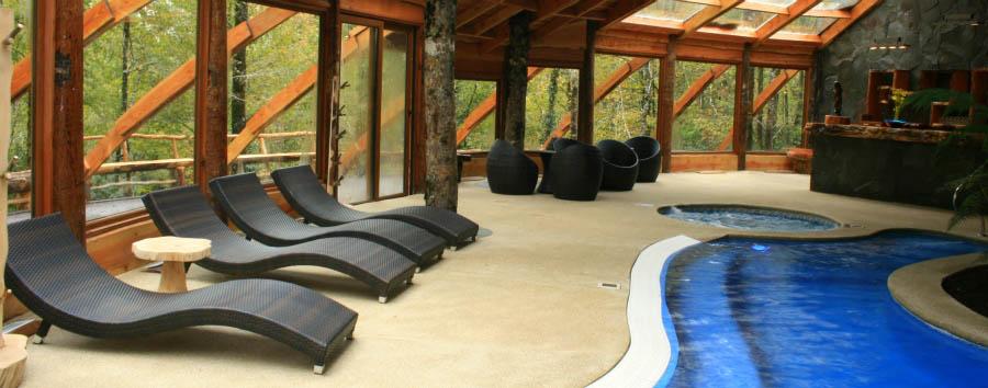 Montaña Magica Lodge - Lawenko Spa