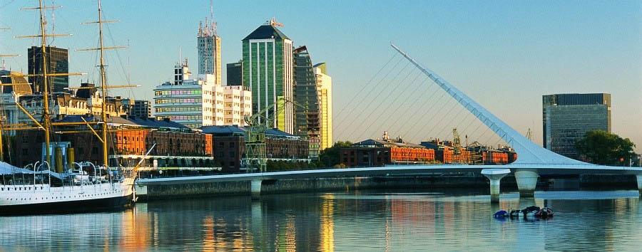 Mi Buenos Aires Querido - Argentina Buenos Aires, El Puente de la Mujer