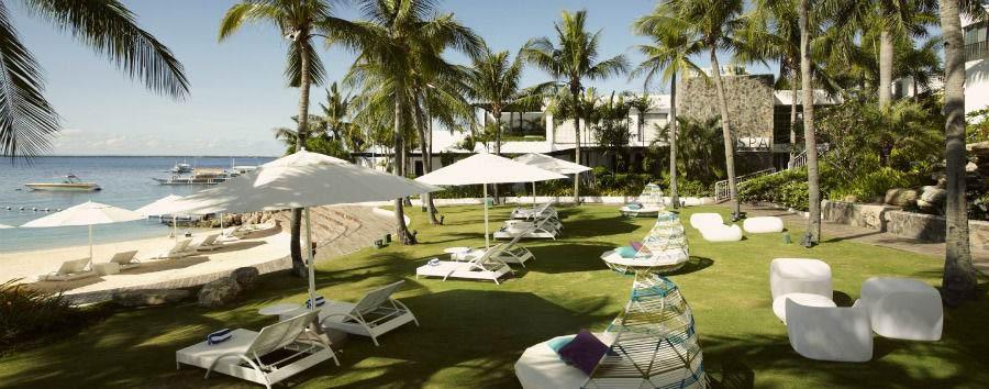 Mare a Cebu - Philippines Mövenpick Hotel Mactan Island, Beach View