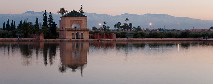 Marrakech à la Amanjena - Marrakech Menara