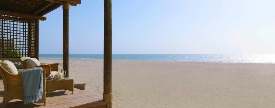 Anantara Sir Bani Yas Island Al Yamm Villa Resort - One Bedroom Villa Verandah