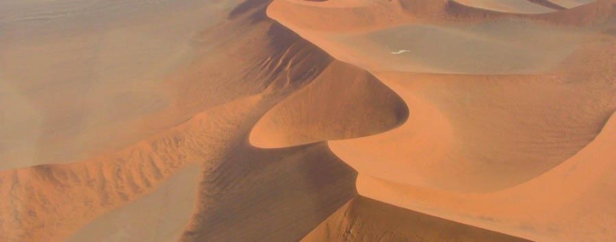 Namibia - Dune 45 Aerial View