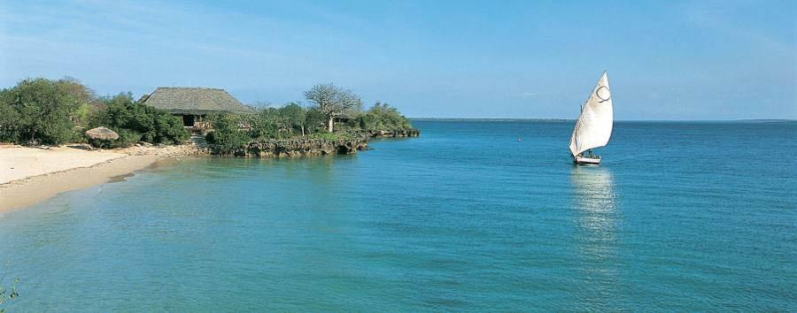 Quilalea, Star of Mozambique - Mozambique Quilalea Private Island, Beach View
