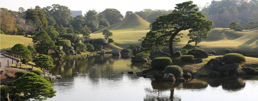 Kyushu, culla della civiltà - Japan Kumamoto, Suizenji Park