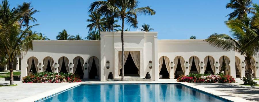 Zanzibar, Baraza Resort & Spa - Zanzibar Baraza Resort & Spa, Pool Area