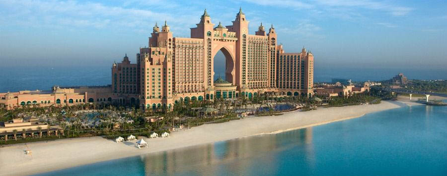 Mare all'Atlantis The Palm - Dubai Atlantis The Palm, Exterior