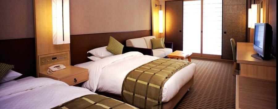 Rihga Royal Hotel Kyoto - Deluxe twin room