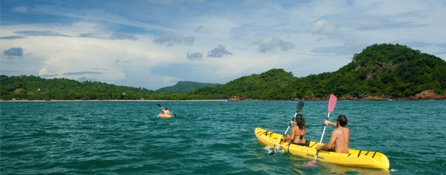 Nicaragua Ocean Experience - Nicaragua Aqua Wellness Resort, Kayak Excursion