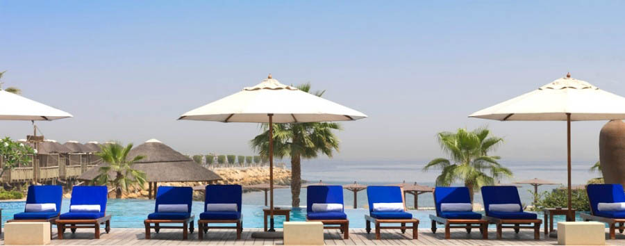 Fujairah - Beach Loungers
