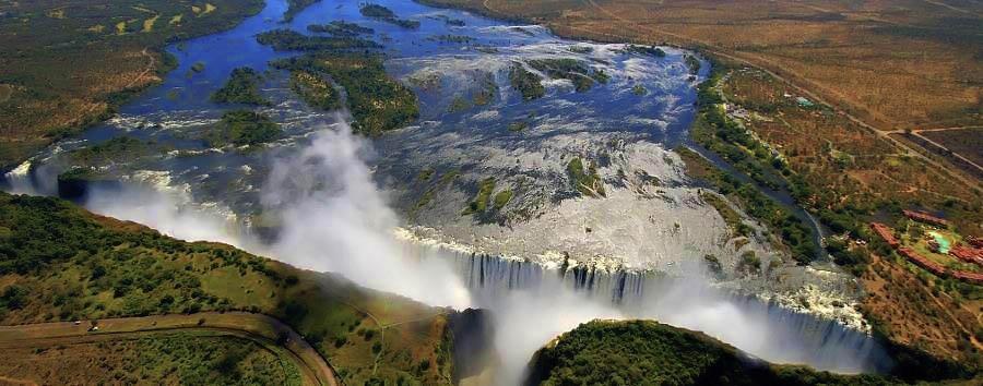 Zimbabwe, il fumo che tuona - Zimbabwe Amazing Victoria Falls