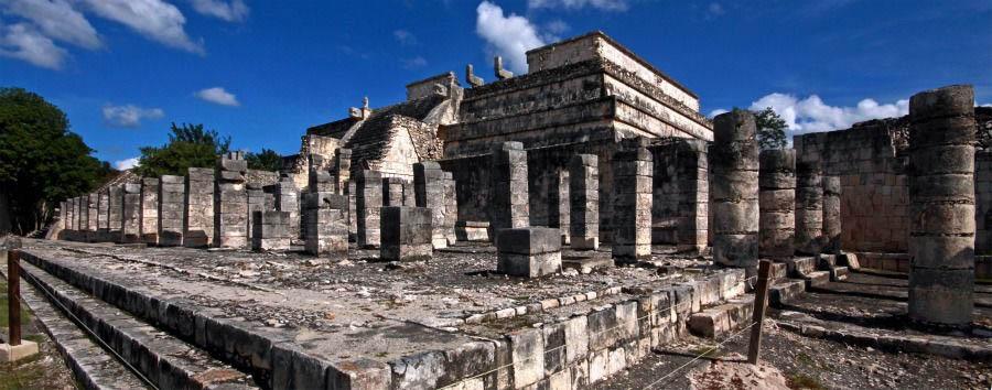 Unexpected Costa Rica & Mexico - Mexico Chichen Itza, Ruins