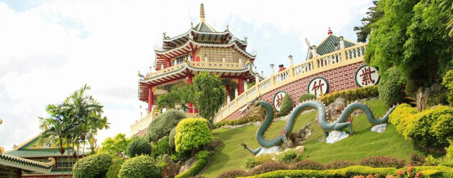 Culture & Lifestyle - Philippines Cebu, The Taoist Temple