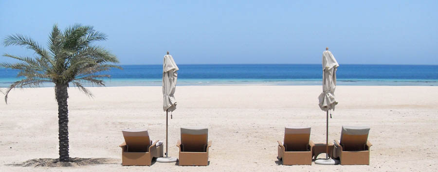 The Unconventional Emirate - Abu Dhabi Anantara Sir Bani Yas Island Al Yamm Villa Resort Beach