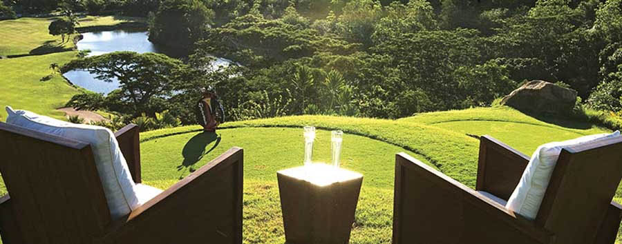 Constance Lemuria Resort - Golf Course