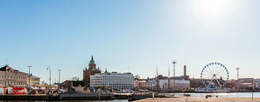 Le Capitali del Nord - Finland Helsinki, Panorama © Jussi Hellstén/VisitFinland