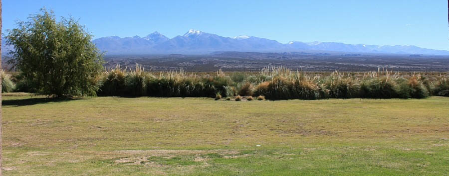 Argentina - Panorama along the Ruta 40