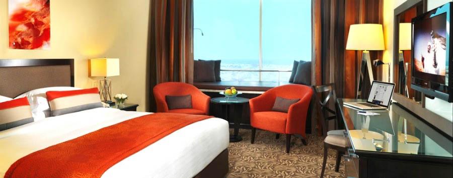 Towers Rotana Hotel - Classic Room