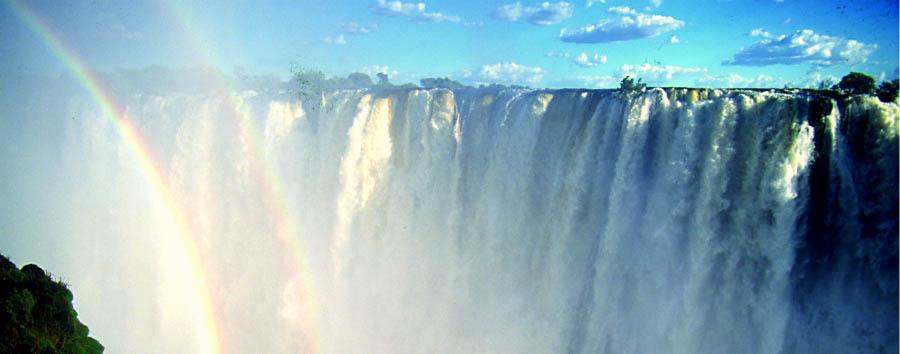 Africa, dal Capo alle Victoria Falls - Zimbabwe Majestic Victoria Falls