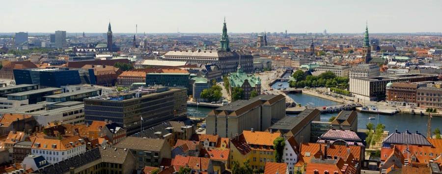Le Regine della Scandinavia - Denmark View of Copenaghen © VisitDenmark