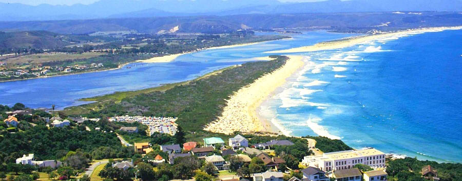Garden Route Classic - South Africa Plettenberg Bay Panorama