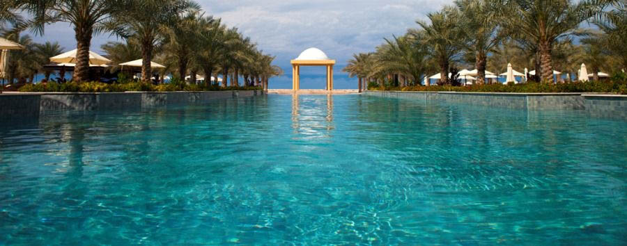 Beach in The Emirates - Ras Al Khaimah Hilton Ras Al Khaimah Resort & Spa, Swmming Pool