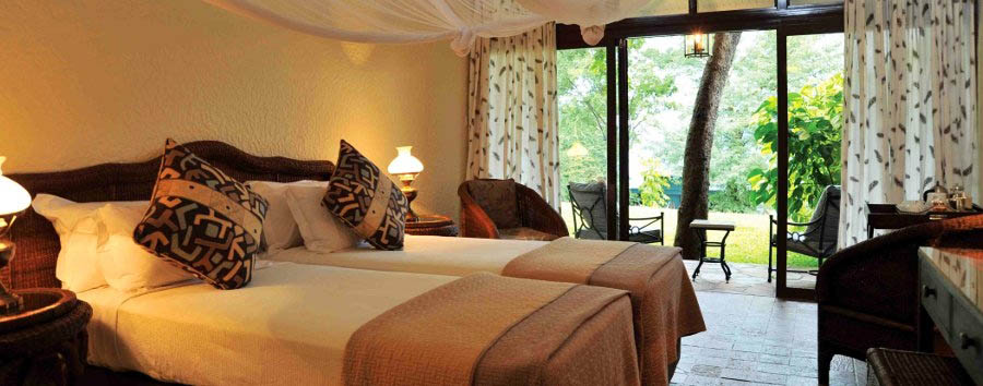 Bumi Hills Safari Lodge - Twin Room