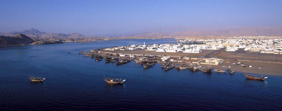 Deserts Crossing - Oman Sur, Panorama © Khalil Al Zadjali
