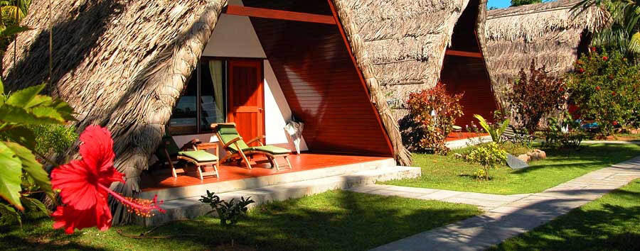 La Digue Island Lodge - Chalet Exterior