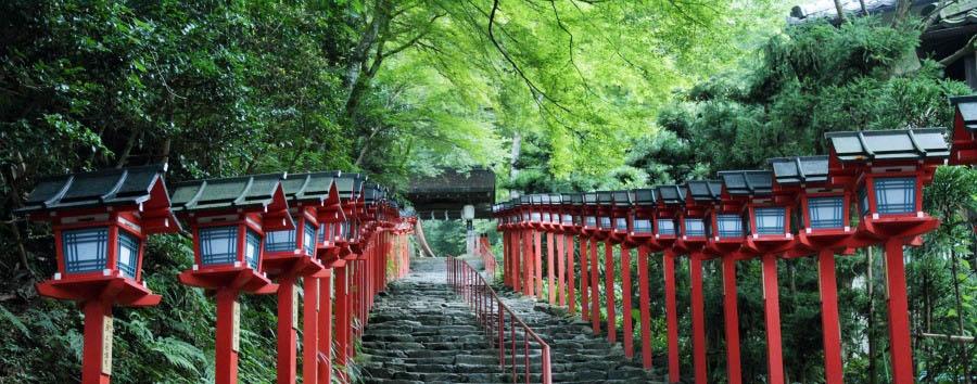 Gay Wedding in Kyoto - Japan Kyoto, Kifune Shrine