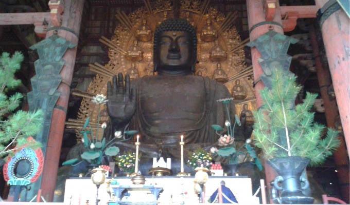 Nara, The Vairocana Buddha - Japan