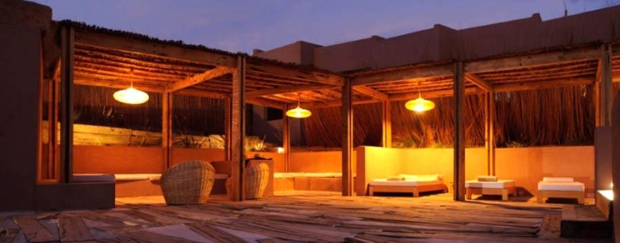 Casa Atacama - Relax area