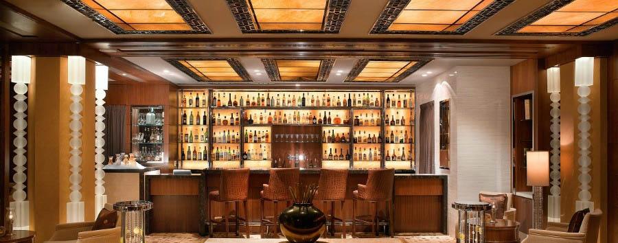 Al Bustan Palace, A Ritz Carlton Hotel - Al Maha Lounge