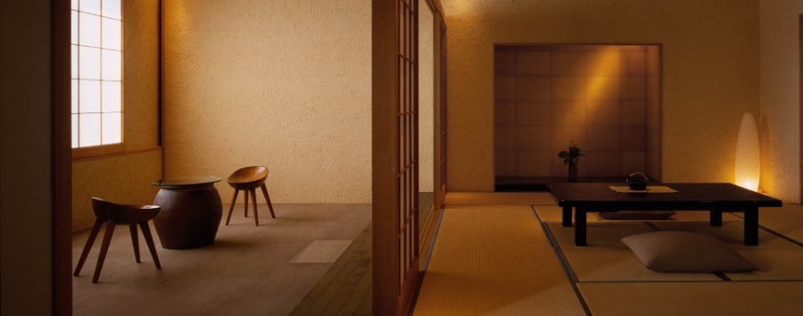 Beniya Mukayu - Zen style executive suite