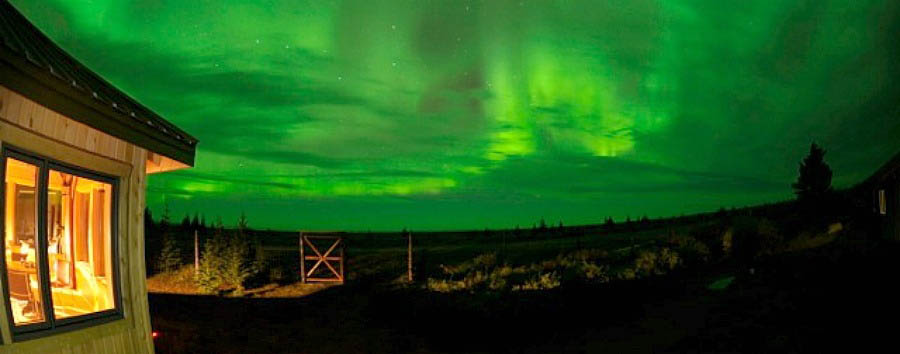 Odissea polare a Hudson Bay - Arctic Nanuk Polar Bear Lodge, Northern Lights - Courtesy of Churchill Wild