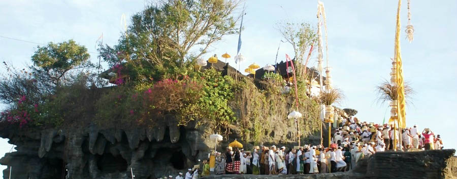 Isole da sogno - Indonesia Bali, Tanah Lot Temple
