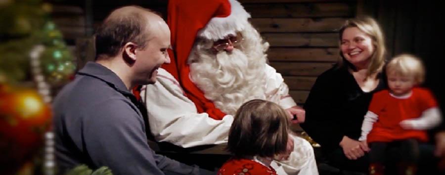 A casa di Babbo Natale - Arctic Meet Santa!