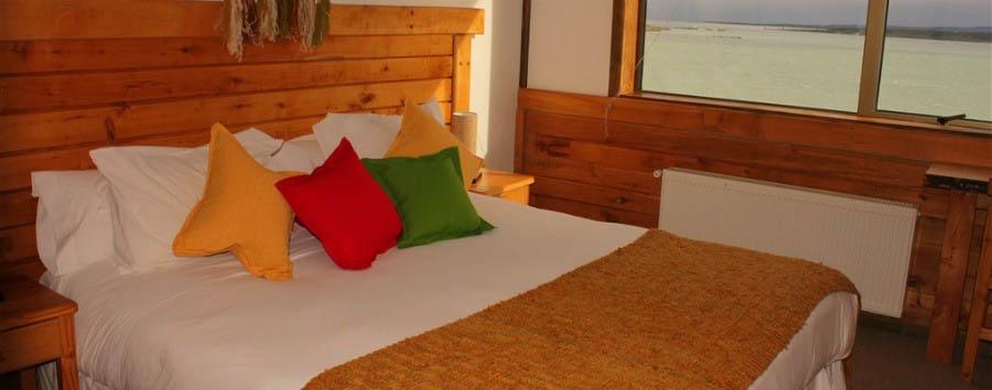 Weskar Patagonian Lodge - Standard Fjord Room