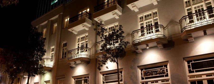 Capodanno a Tel Aviv  - Tel Aviv Bauhaus