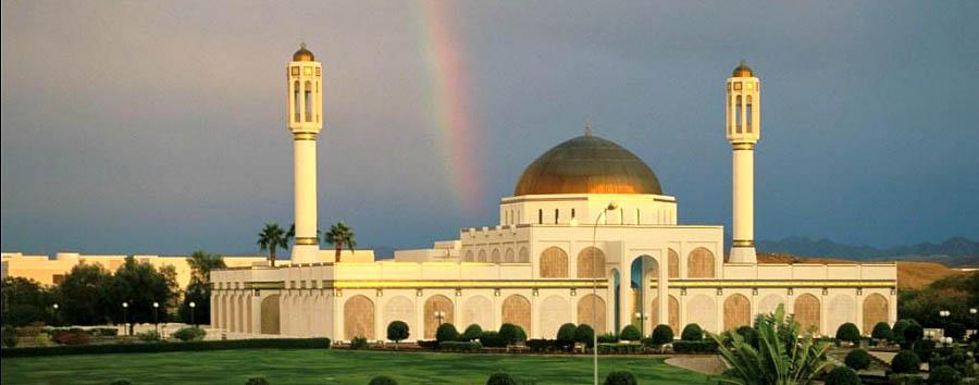 Oman e Zanzibar, la via delle spezie - Oman Muscat, Sultan Qaboos Grand Mosque
