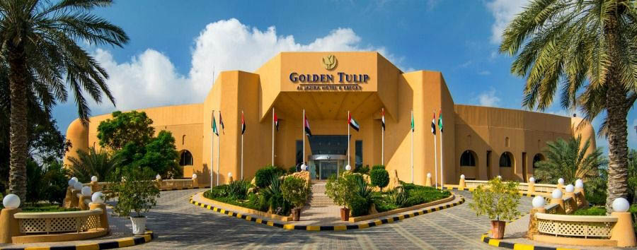 Golden+Tulip+Al+Jazira+-+Main+Entrance