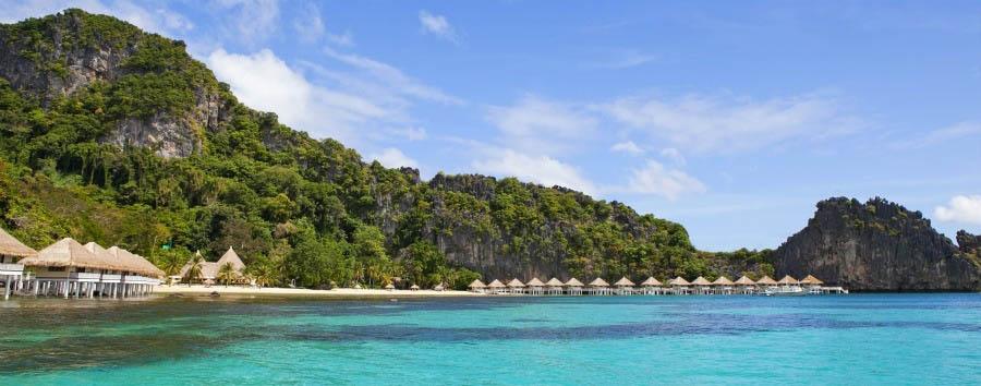 Un nido di emozioni - Philippines Palawan, El Nido Apulit Island Resort, Exterior