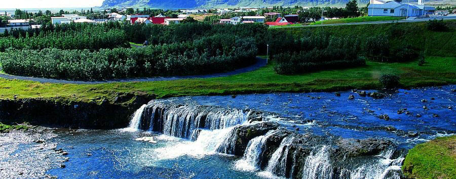 Terre e leggende vichinghe - Iceland Hveragerdi Village - Courtesy of Iceland Travel