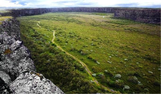 Asbyrgi Canyon - Courtesy of Iceland Travel - Iceland