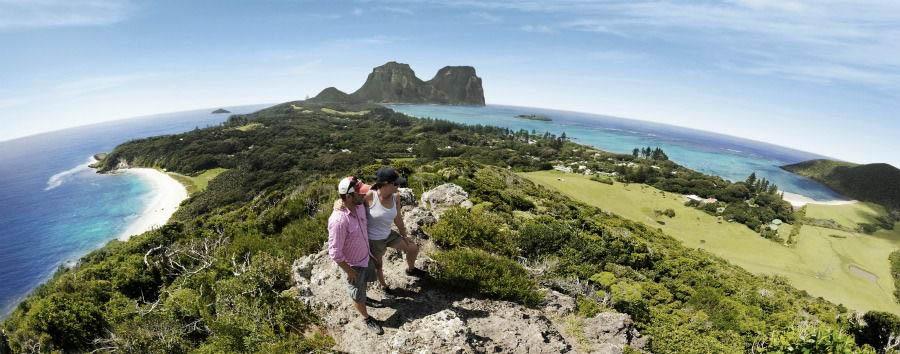 Unique Lord Howe Island Experience - Australia Lord Howe Island, Rainforest Hikes © Luxury Lodges of Australia