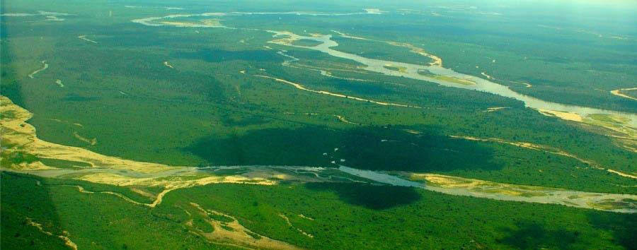 Tanzania al top - Tanzania Rufiji River