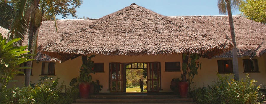 Moivaro Coffee Plantation Lodge - Entrance