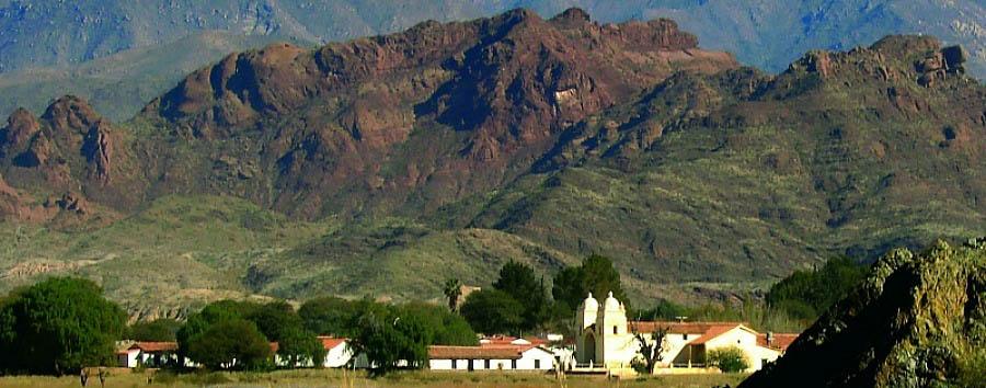 Hacienda de Molinos - Hotel View