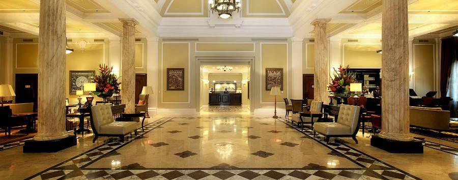 Taj Cape Town - Lobby