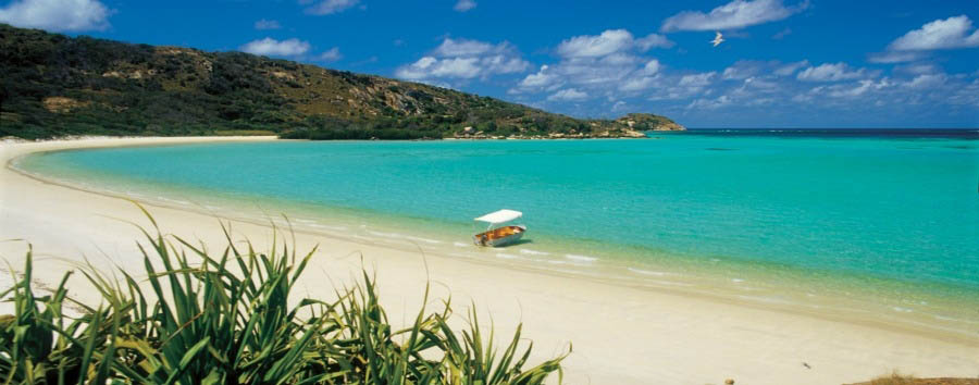 Unique Lizard Island Experience - Australia Lizard Island, Beach View © Luxury Lodges of Australia