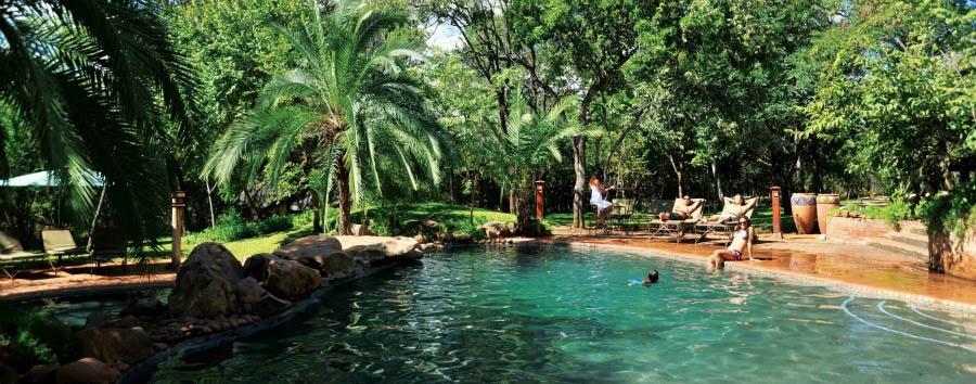Western Zimbabwe Caleidoscopio - Zimbabwe Victoria Falls - Lokuthula Lodge